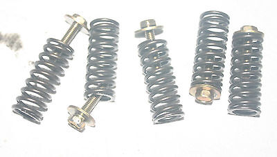 CBR900RR 1999 2000 FIREBLADE RRX RRW CLUTCH SPRINGS WITH WASHERS AND BOLTS