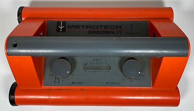 Metrotech 9800xt 9860rlxt Locator Transmitter Assembly For Parts Or Repair