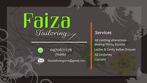 Faiza tailoring Woodridge Logan Area Preview