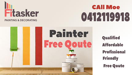 painter and decorator - Free Quote