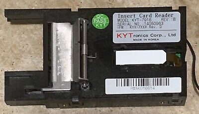 Used Emv Card Reader For Genmega Hantle And Tranax Atm