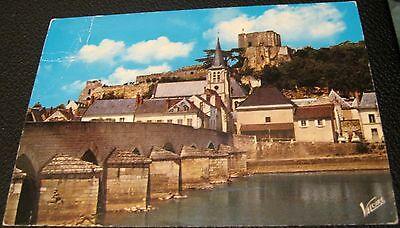France Montrichard Le Pont sur le Cher l
