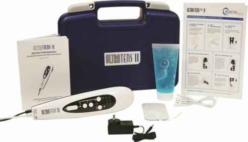 UltraTENS™ II Portable Ultrasound and TENS Combo, Strong Therapy, Item #DU6012