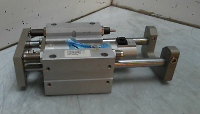 NEW SMC MGG Guided Cylinder, MGGLB40-100-HN-XC56, Cyl, Guide End Lock, NNB