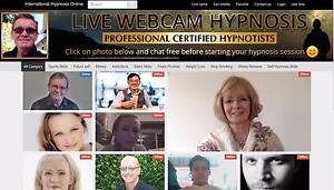 Webcam Hypnosis Online 24/7 with Professional Hypnotherapists Mosman Mosman Area Preview