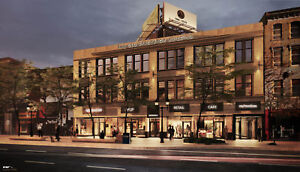 Downtown Retail   Ideal for Restaurant  Open House May 11th