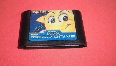 Megadrive 1 & 2 Ristar [PAL] Original Sega *JRF*
