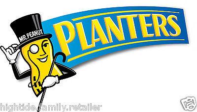 Planters Dry Roasted, Salted, Extra Large Virginia, or Honey Roast Peanuts