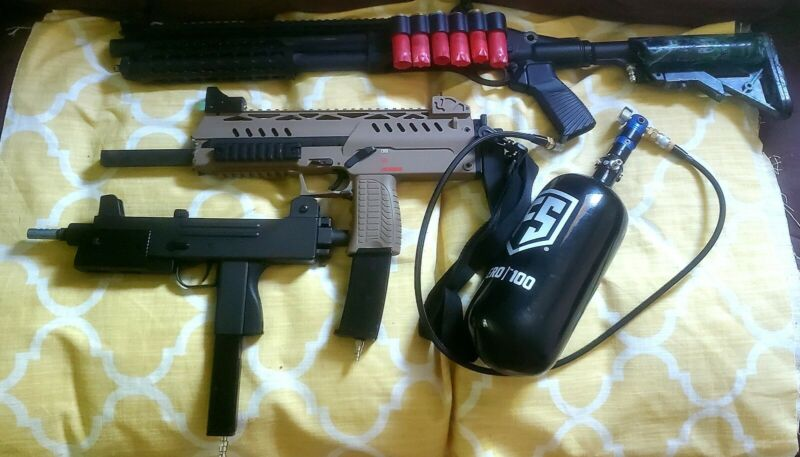 HPA Airsoft Collection