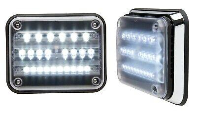 Whelen 900 Series Super Led Scene Light - 9sc0enzr W444din Connector