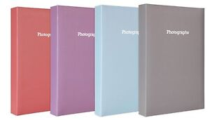 Large-Pastel-Violet-Memo-Slip-In-Photo-Album-300-6-x-4-Photos