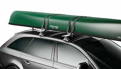 Thule Portage 819 Canoe Kayak Carrier Fits Black & WingBar Roof Rack Bars