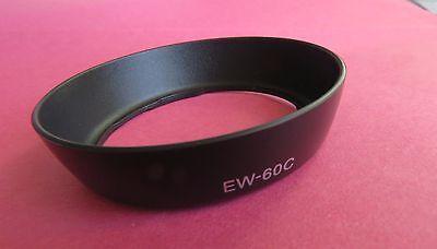 EW-60C Lens Hood for Canon EF 28-80mm f/3.5-5.6 V USM Lens