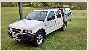 2001 Holden Rodeo Ute The Risk Kyogle Area Preview