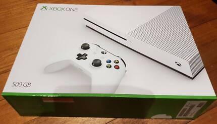 Xbox 1 white 500gb