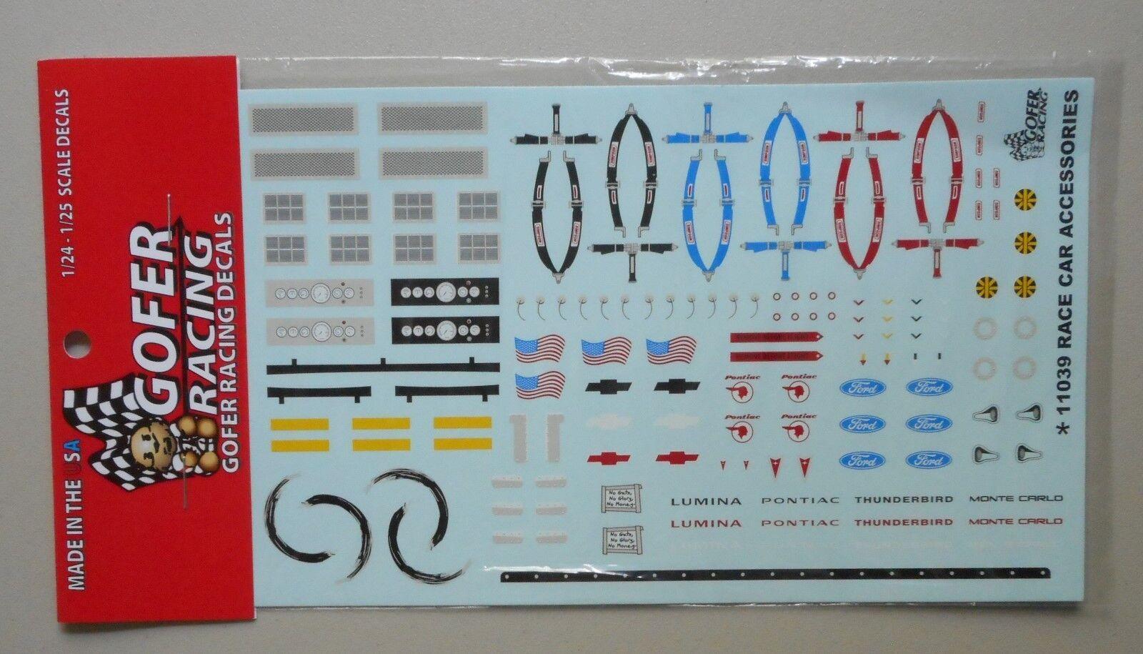 race car accessories 1 24 1 25