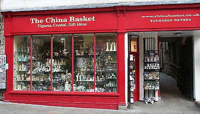 China Basket Mansfield Nottingham