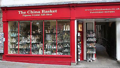 China Basket Mansfield Nottingham
