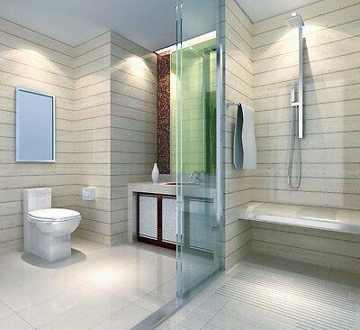 Confident DIY fans should consider a wetroom