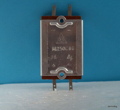 Selenium Bridg Rectifier M250c80 B250c80 250v 80ma For Tube Radio Rare