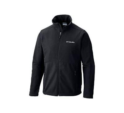 Columbia Men's Ballistic III Fleece Jacket Windproof NWT XL XXL Black 1502171010 Columbia Fleece Windproof Jacket