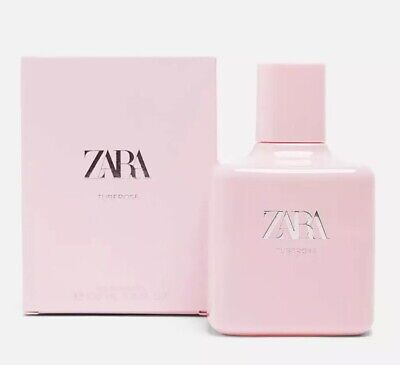 ZARA WOMEN TUBEROSE EAU DE TOILETTE 100 ml NEW AND SEALED BOX EDT
