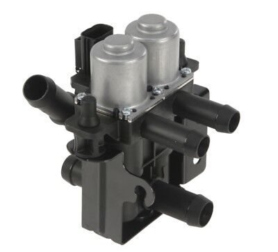 Gates HVAC Electric Heater Control Water Valve 5 Outlet nEw for Jaguar S-Type