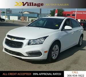 2015 Chevrolet Cruze 1LT Back-up Camera, Bluetooth, XM Radio,...
