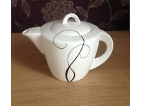 Maxwell and Williams Breeze teapot , used but as good as new
