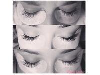 Individual Eyelash Extensions £25**