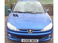 Peugeot 206 1.4 Verve 2006/06 re-advertised EBay buyer backed out of sale