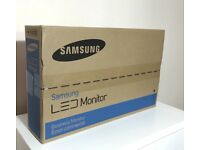 "Brand New Sealed Boxed Samsung Monitor Full HD 1920 X 1090 21.5"" S22E200B E200B"