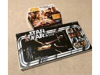 Two official Star Wars board games - brand new and unopened