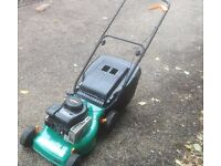 Briggs and Stratton Petrol Lawnmower As New