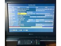 Sony 19inch LCD Bravia TV