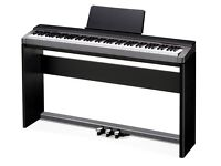 Digital piano, 88 weighted keys