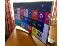 """48"""" SAMSUNG 9 SERIES - 4K SUHD -*Nano Crystal*- 3D Curved LED TV -2000hz- Freeview/Sat HD"""