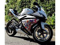 YAMAHA MOTOR BIKE YZF-R125 Low Mileage Learner Legal 125cc