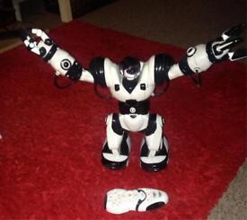 Robosapian remote robot