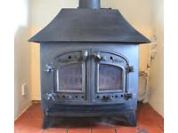 Villager Multi Fuel Heating Stove / Wood Burner