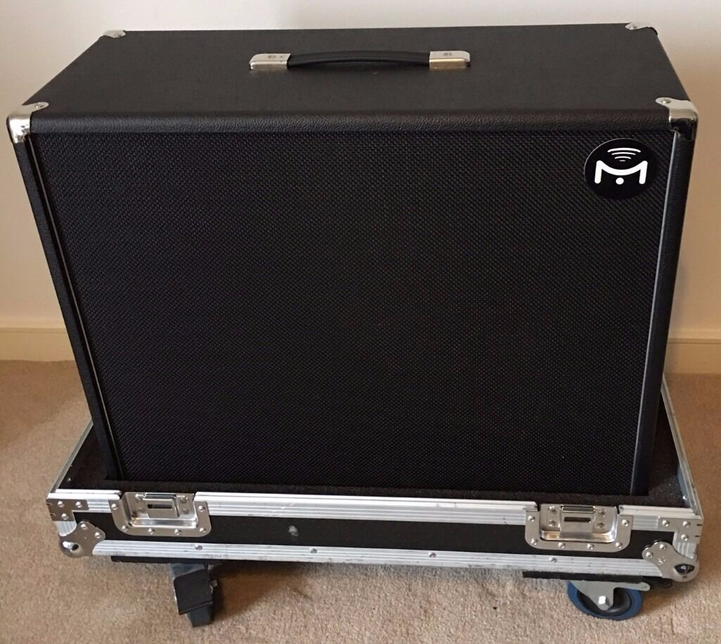 Mission Engineering Gemini 2 Amplified 2x12 Stereo Guitar Cabinet ...