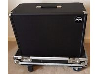 Mission Engineering Gemini 2 Amplified 2x12 Stereo Guitar Cabinet & Spider Flight Case