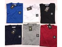 Men's stone island tshirts (all sizes)