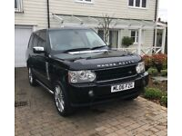 LAND ROVER RANGE ROVER 3.0Td6 VOGUE AUTO - ONLY 83000 MILES - 1 YEAR MOT