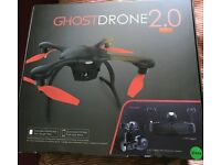 NEW EHANG Ghostdrone Ghost Drone 2.0 VR, 4K Camera, VR FPV Glasses, iOS