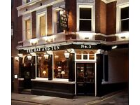 Kitchen Porter - The Hat and Tun, Farringdon - Part Time