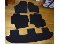VW Sharan carpet mats - original and new