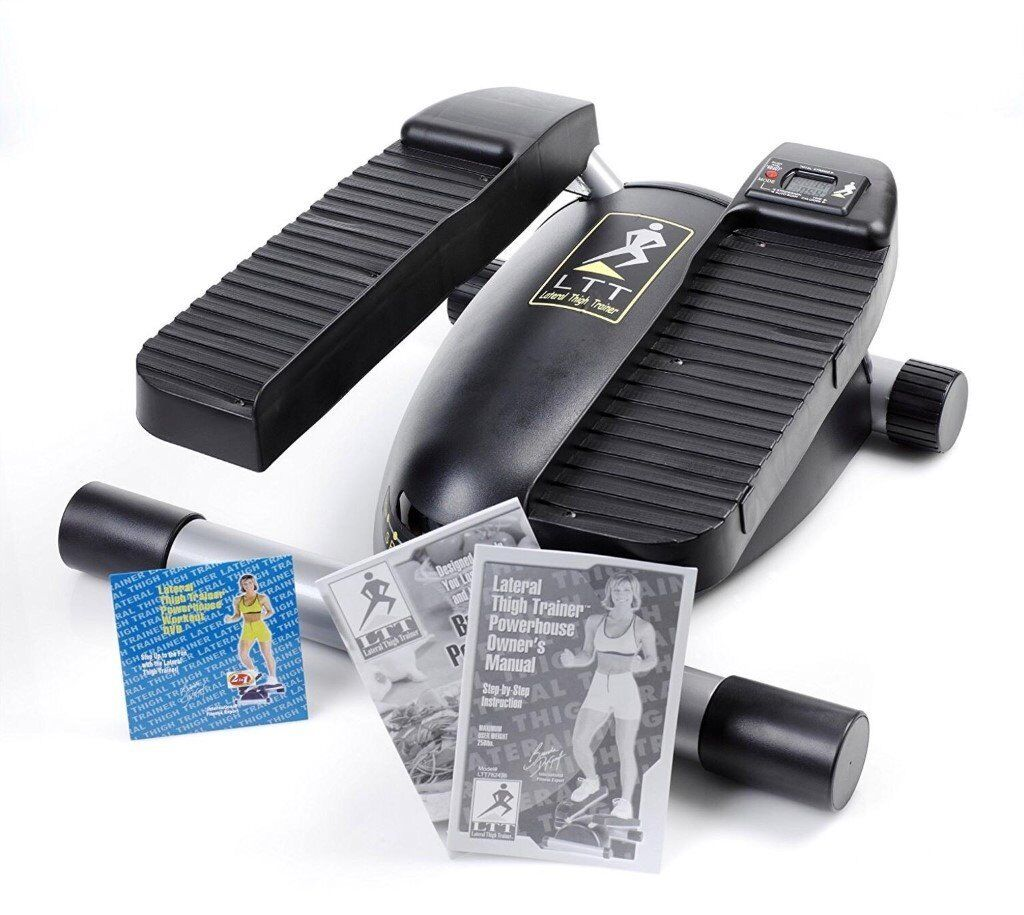 lateral thigh trainerin Ashton in Makerfield, ManchesterGumtree - lateral thigh trainer with instruction book DVD diet book and also is in perfectly good working condition and gives a total body workout no time wasters or offers price has seen cash on collection only please