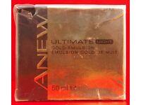 Avon Anew Gold Emulsion Night Cream
