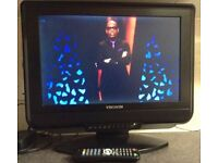 19inch Vistron HD monitor Widescreen HDMI Flat LCD TV Digital freeview television